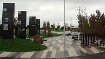 public auckland landscaping